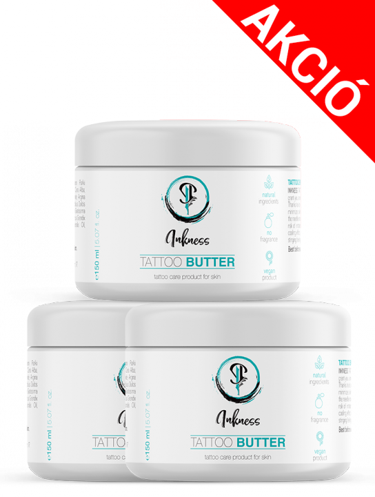 3db Tattoo Butter